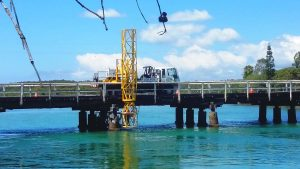 Under Bridge   EWP Hire Gold Coast