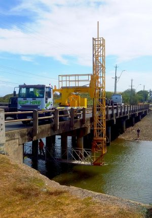 Gold Coast Under Bridge   EWP Hire