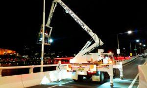 Under Bridge Inspection Unit Gold Coast