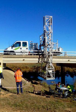 Light Weight Under Bridge Unit   Down Under Bridge Units