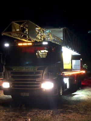 Under Bridge Maintenance Units Hire   Gold Coast   Down Under Bridge Units